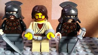 getlinkyoutube.com-LEGO The Passion of the Christ
