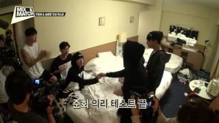 getlinkyoutube.com-[UNRELEASED] MIX & MATCH EP.9 - Junhoe&Yunhyeong personality Test 믹스앤매치 미공개영상 구준회 & 송윤형 인성 테스트