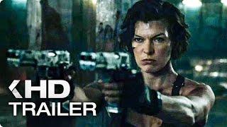 getlinkyoutube.com-Resident Evil 6: The Final Chapter ALL Trailer & Clips (2017)