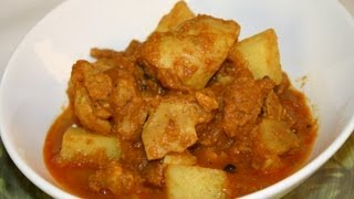 Chicken Vindaloo..