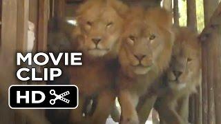 Roar Movie CLIP - Motorcycle (2015) - Melanie Griffith Movie HD width=