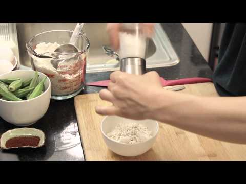 How to Make a Deep-Fry Batter With Pancake Mix : Fry It Up!