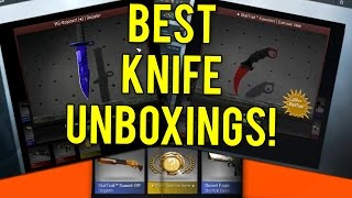 getlinkyoutube.com-CS GO - Top 5 Most Expensive Knife Unboxing Videos!