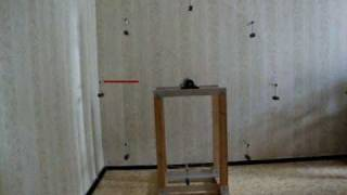 getlinkyoutube.com-Gravity wheel without motors. Simple gravitational amplifier.