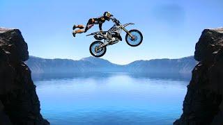 getlinkyoutube.com-WORLDS BIGGEST BIKE JUMP! (Trials Fusion #2)