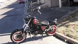 getlinkyoutube.com-intruder do zarito bobber 02 flash motos concept