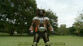 getlinkyoutube.com-Kamen Rider Ghost All 15 eyecon