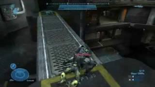 getlinkyoutube.com-TheReachWay: Fistful of Ninja a Halo Reach Ninja Montage