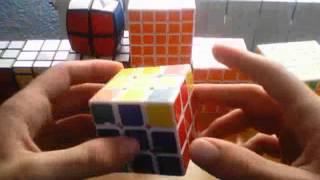 getlinkyoutube.com-Como hacer el cubo rubik en menos de 1 min