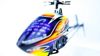 T-Rex 450 Pro DFC - Rc helicopter kit building