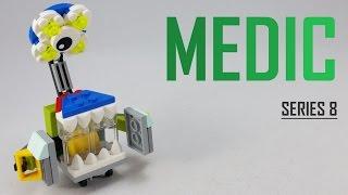 getlinkyoutube.com-LEGO Mixels   SERIES 8   How To Build/Instructions   41570 Medic!