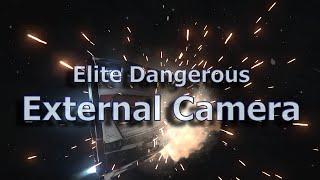 """getlinkyoutube.com-External """"Debug"""" Camera Footage - Elite Dangerous"""