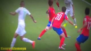 getlinkyoutube.com-ملخص مباراة الجزائر 4-2 كوريا الجنوبية تعليق عصام الشوالي 22/6/2014