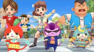 getlinkyoutube.com-YO-KAI EXERCISE NO. 1 (ENGLISH VER.) | YO-KAI WATCH Ending Song (Long Ver.)