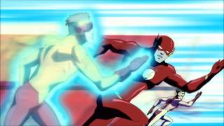 getlinkyoutube.com-((SPOILERS!!!!)) Young Justice: Season 2 Finale Clip: Kid Flash