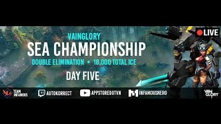 getlinkyoutube.com-[Vainglory Sea Championship] Sea Championship Round 5 | Day 5 | Caster : Junky