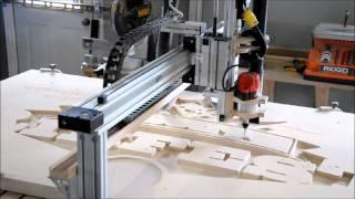 getlinkyoutube.com-Midnight Robotics DIY CNC Carving the Toronto Ribfest Sign