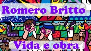 getlinkyoutube.com-ROMERO BRITTO - VIDA E OBRA - PROF. SANDRA GOBERT
