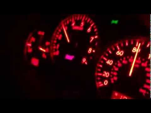 Subaru 506 внутри