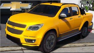 getlinkyoutube.com-GTA V Mods - Chevrolet S10