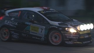 Vid�o Rallye Crit�rium Jurassien 2013, Modern and Historic Cars