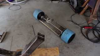 getlinkyoutube.com-Motorised Drift Trike - No 2 | Part 2
