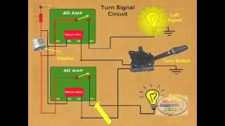 getlinkyoutube.com-How to Make a Relay Turn Signal