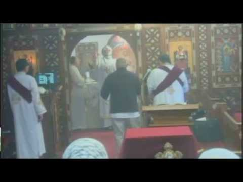 Live The Holy Mass by Fr.Moises and Fr. arthanuos 4-11-2013