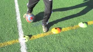 getlinkyoutube.com-Joey Irwin Soccer Skills Training.m4v