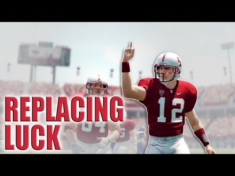 NCAA Football 13 - Road to Glory - Replacing Andrew Luck | San Jose State vs. Stanford [EP 4]