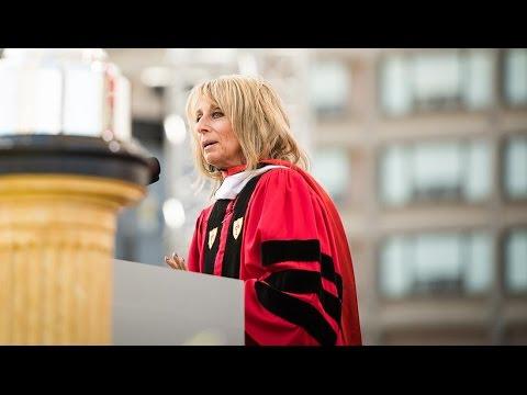 Bonnie Hammer: 2017 BU Commencement Speaker
