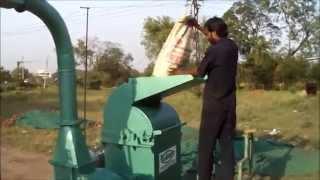 getlinkyoutube.com-Heavy Duty Hammer Mill,wood chipper,biomass crusher