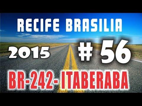 VOLTA RECIFE BRASILIA - P-56 - ITABERABA