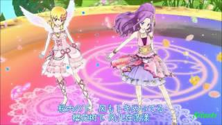 getlinkyoutube.com-【HD】Aikatsu! - episode 28 - Ichigo vs Mizuki - Shining Sky of The G String【中文字幕】