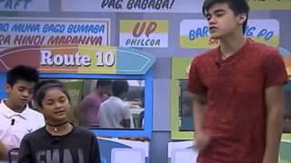 BAILEY AND YLONA HOLDING HANDS AND TITIG MOMENTS  WIN THE FIGHT Practice