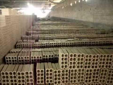 Máquinas Man - Linha de produção para 4 mil tijolos por hora