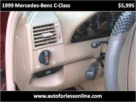 1999 Mercedes C Class Problems Online Manuals And Repair