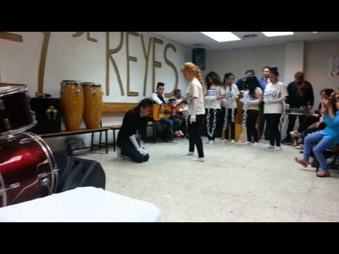 danzas cristianas nanci amancio