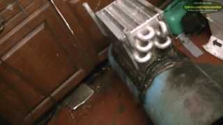 getlinkyoutube.com-Waste Oil Buring water heater pt1
