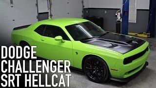 getlinkyoutube.com-Dodge Challenger SRT Hellcat