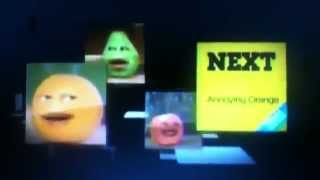 getlinkyoutube.com-Annoying Orange series Premere and A New MAD Coming Up Next Cartoon Network Bumpers