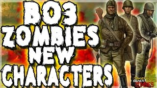 "getlinkyoutube.com-""Black ops 3 Zombies"" New Characters Explained! BO3 Zombies *NEW* Storyline/Characters(BO3 Zombies)"
