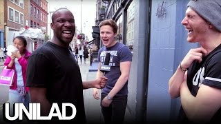 British People Attempting Their Best American Accent | UNILAD width=