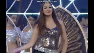 getlinkyoutube.com-Raai Laxmi Dance Performance In Cine Maa Awards 2015