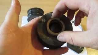 getlinkyoutube.com-Опоры (подушки) двигателя ваз классика.