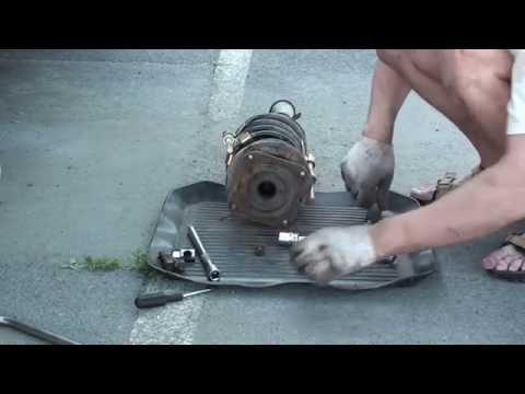Как я убил стойку. Замена передних стоек амортизаторов Mazda MPV-1 LVLR