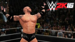 getlinkyoutube.com-WWE 2K16 - X360 PS3 Gameplay (XBOX 360 720P) Randy Orton vs John Cena