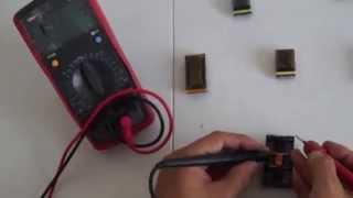 COMO MEDIR UN TRANSFORMADOR DE INVERTER MONITOR LCD