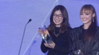 getlinkyoutube.com-羅小白 S.White 26/11/2016  颁奖典礼在韩国 (Korea) WebTVAsia 2016