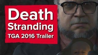getlinkyoutube.com-Death Stranding Trailer - The Game Awards 2016